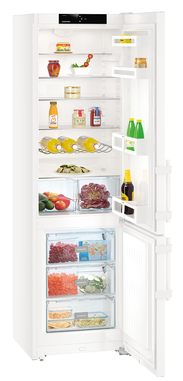 Připojte ledničku na led